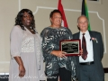 photo credit-Katrice Bent, Verna Brown, winner of Volunteer of the Year Award