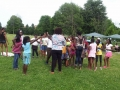Children Egg and Spoon race