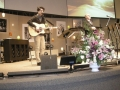 """A mournful guitar melody """"How great thou art"""""""