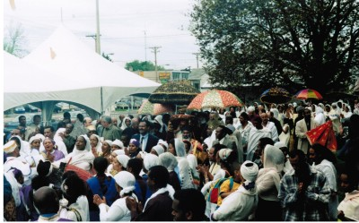 Meskel festival - The founding of the true cross of Christ