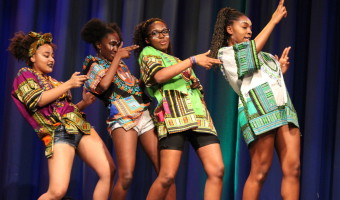 Entertainment galore at Colonel By School Black History Month