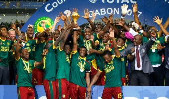 Cameroon Winners of 2017 African Cup of Nations